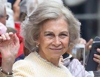 La cara y la cruz del reencuentro de la Reina Letizia y la Reina Sofía en la Misa de Pascua 2019