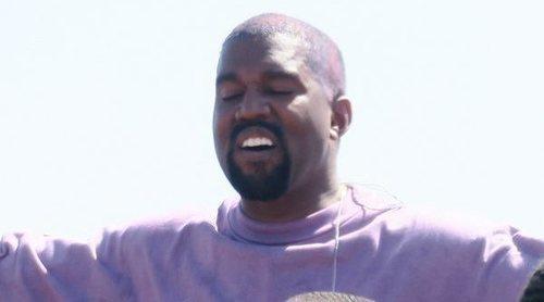 Las Kardashian al completo acuden a la misa oficiada por Kanye West en Coachella 2019