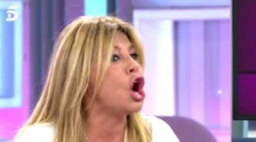 Así ha sido el tenso enfrentamiento entre Alessandro Lequio y Cristina Tárrega en 'El Programa de Ana Rosa'