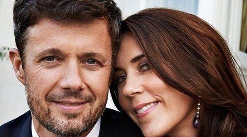 Federico y Mary de Dinamarca, rotos de dolor por el asesinato de tres de los hijos del dueño de ASOS