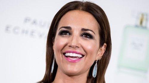 Paula Echevarría sobre la relación de David Bustamante con Yana Olina: 'Me parece fenomenal'