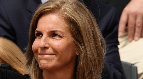 Arantxa Sánchez Vicario y Josep Santacana siguen casados después de que la tenista recurriera la sentencia