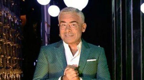 El regreso de Jorge Javier Vázquez a televisión: