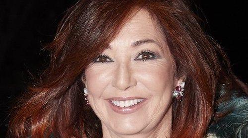 Ana Rosa Quintana se somete a una cirugía para extirparse una mancha de la cara