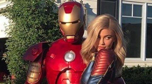 Kylie Jenner aprovecha el estreno de 'Vengadores: Endgame' para sorprender a Travis Scott con una fiesta