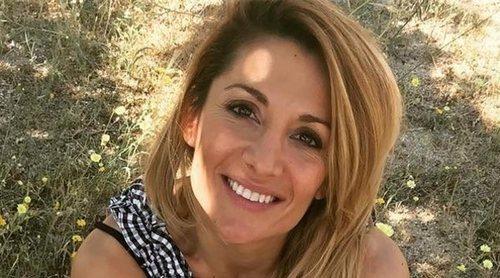 El beso más reivindicativo de Sandra Barneda y Nagore Robles: 'Estoy enamorada de mi novia, somos una familia'