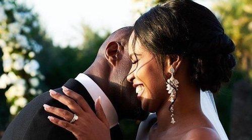 Idris Elba y Sabrina Dhowre se han casado en una romántica boda de Marruecos