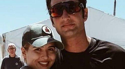 Alba Díaz, orgullosa de su novio Javier Calle tras superar un Ironman