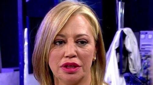 El 'desprecio' de Belén Esteban a Jorge Javier Vázquez