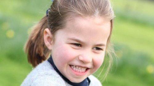 Entre traviesa y adorable: así celebra la Princesa Carlota sus 4 años