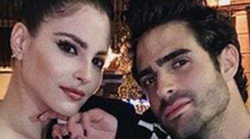 El beso que confirma la relación entre Juan Betancourt y Andrea Duro