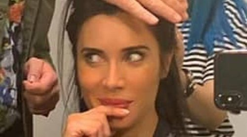 Pilar Rubio ya está probando peinados para su boda