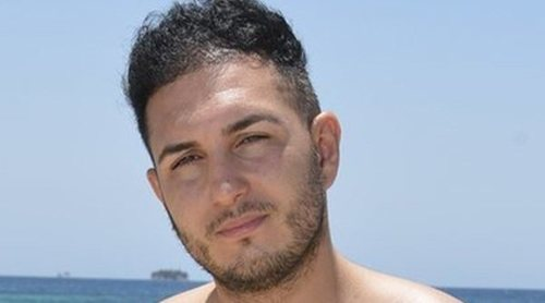 Omar Montes, feliz de adelgazar en 'Supervivientes 2019'