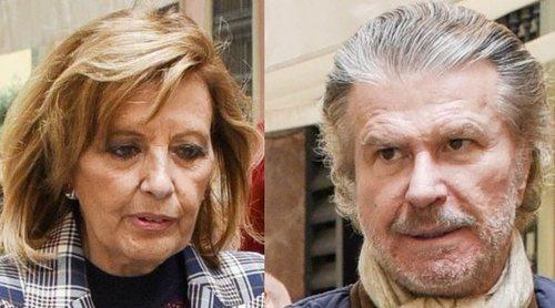 María Teresa Campos y Bigote Arrocet vuelven a trabajar en el disco que fracasó en España