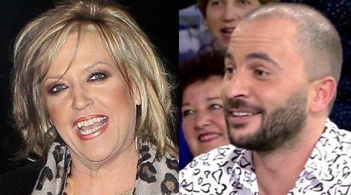 Lydia Lozano se desata bailando con Antonio Tejado: 'Baila que te mueres'