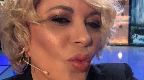 Bárbara Rey desvela que se hará un lifting de cuello