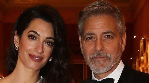 Amal Clooney prohíbe a George Clooney montar en moto