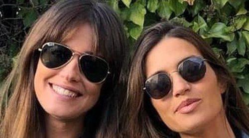 Sara Carbonero se refugia en su amiga Isabel Jiménez y su bebé en un momento complicado