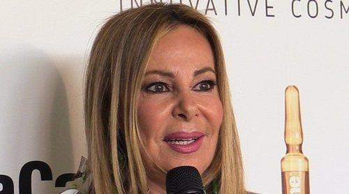 Las bonitas palabras de Ana Rosa Quintana a Ana Obregón: 'Eres una madre diez'