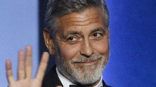 George Clooney, 'fastidiado' porque el hijo del Príncipe Harry y Meghan Markle nació el mismo día que él