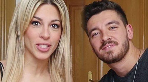 Oriana confiesa que le fue infiel a Luis Mateucci con su ex Álex Consejo en 'Doble tentación'
