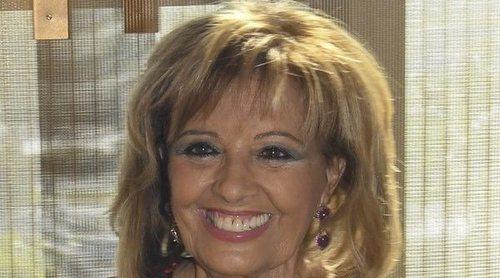 María Teresa Campos volverá a la televisión en el mes de octubre