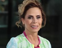 """Ágatha Ruiz de la Prada: """"Luismi y yo no vamos a celebrar nuestro aniversario, no me gustan las celebraciones"""""""