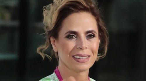 Ágatha Ruiz de la Prada: 'Luismi y yo no vamos a celebrar nuestro aniversario, no me gustan las celebraciones'