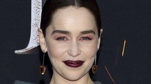 Emilia Clarke se sincera tras sufrir dos aneurismas: 'Le pedí al personal médico que me dejara morir'