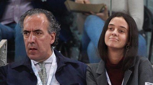 Jaime de Marichalar y Victoria Federica cambian la Feria de Abril por el Madrid Open 2019