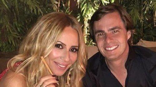 Marta Sánchez declara su amor a Federico León a través de las redes sociales