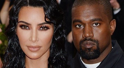 Kim Kardashian y Kanye West se convierten en padres por cuarta vez