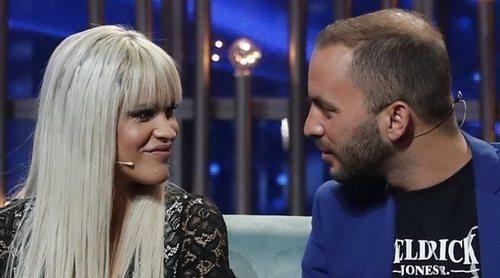 Ylenia reta a Antonio Tejado a jugar al 'juego heavy' de decir verdades