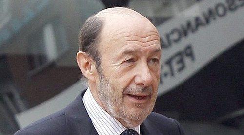 Así han sido los mensajes de despedida de los políticos para Alfredo Pérez Rubalcaba