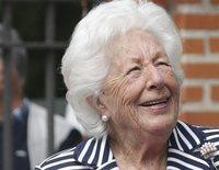 El emotivo homenaje a Menchu Álvarez del Valle que se ha tenido que perder la Reina Letizia