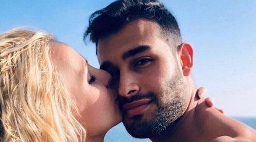 El dulce mensaje de ánimo y apoyo de Sam Asghari a Britney Spears