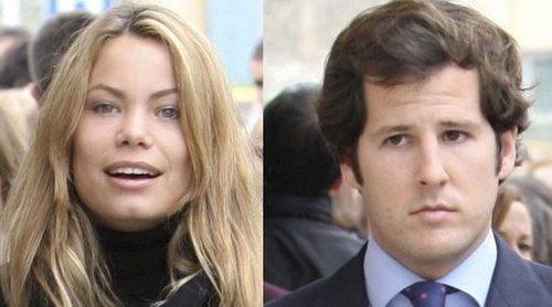 Carla Goyanes y Jorge Benguría, padres de su tercer hijo