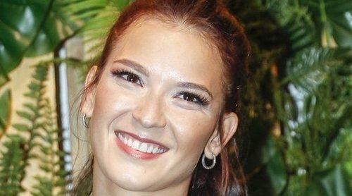 Yana Olina habla por primera vez de su relación con David Bustamante: 'Estoy muy contenta'
