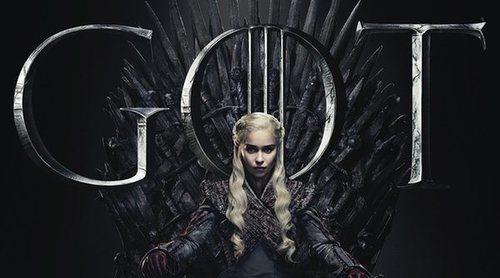 Daenerys contempla la destrucción que ha provocado en las imágenes del capítulo final de 'Juego de Tronos'