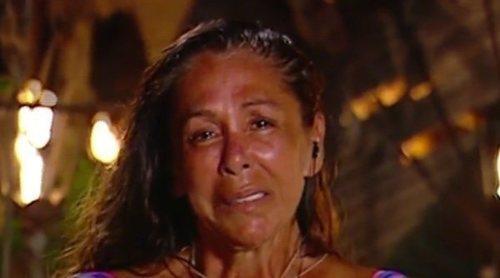 El mensaje de Kiko Rivera a su madre en 'Supervivientes 2019': 'Olvídate de Isabel Pantoja y sé Maribel'