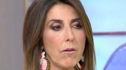 Paz Padilla pide que den un programa a Terelu Campos: 'Es una tía con mucha validez y buena compañera'