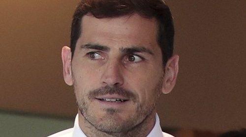 Iker Casillas desmiente que vaya a retirarse del fútbol: 'Lo anunciaré cuando llegue el momento'