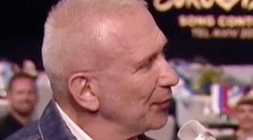 Jean Paul Gaultier y su aparición estelar en el Festival de Eurovisión 2019