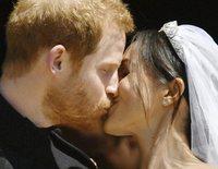 Así han celebrado públicamente el Príncipe Harry y Meghan Markle su primer aniversario de boda