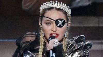 Madonna y Hatari, representantes de Islandia, sacan la bandera palestina en el Festival de Eurovisión 2019