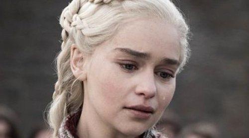 La emotiva despedida de Emilia Clarke por el final de 'Juego de Tronos': 'He sudado en el fuego del dragón'