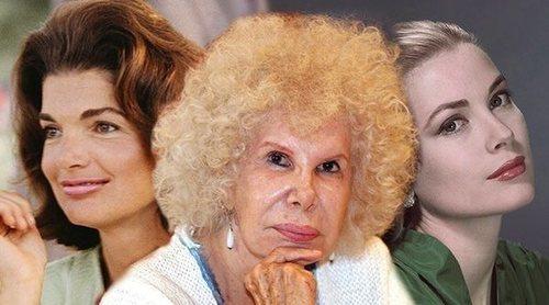 Enemigas Íntimas: Grace Kelly y Jackie Kennedy, dos mujeres enfrentadas a las que la Duquesa de Alba intentó reconciliar
