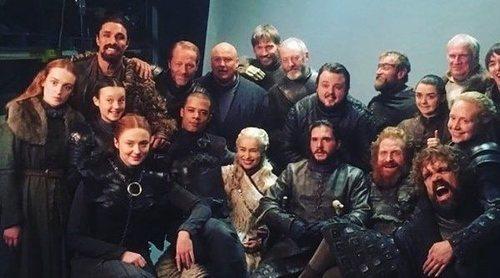 'Juego de Tronos': la reacción al final de los protagonistas y de otros famosos fans de la serie
