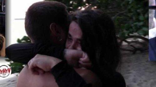 Así ha sido la primera pelea entre Violeta y Fabio en 'Supervivientes 2019'