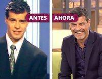 Así ha cambiado Andoni Ferreño: De sus inicios como presentador de televisión a su éxito como actor